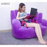 Mesa Cooler De Metal Con Posa Mouse Regulable