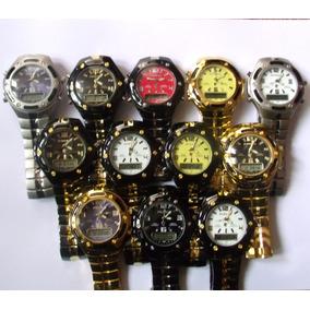 Relógio Masculino Potenzia Digital E Analogic,anúncio 1 Peça