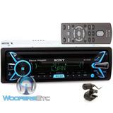 Sony Mex-xb100bt Cd Mp3 Ipod Usb Iphone Aux Eq 400w Amp-8969
