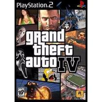 Patche Grand Theft Auto Iv