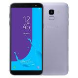 Celular Samsung J6 Galaxy Prata 32gb Tela 5.6
