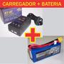 Bateria Lipo Turnigy 2200mah 3s + Carregador De Lipo Hk-b3