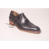 Zapatos De Cuero A Medida Para Hombres Calidad Premium