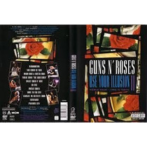 Guns N´roses Dvd Use Your Illusion Ii