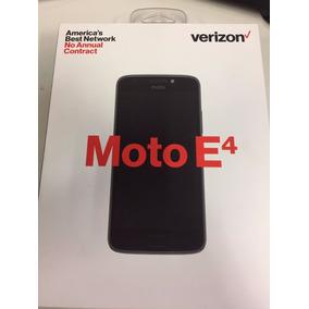 Moto E4 Xt1767 16gb + 2gb Ram Quad Core Huella