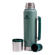 Termo Stanley 1l  Classic Bottle  Frio-calor 24hs De Acero