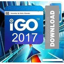 Atualização Gps Igo8.3 2017 Aquairus,foston,multilaser