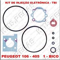 Kit Reparo Injeção Eletronica Tbi Peugeot 106 - 405 1-bico