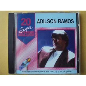 Cd Adilson Ramos - 20 Super Sucessos Vol 1 - Original E Lacr