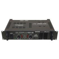 Ciclotron W Power Ii 4500ab Amplificador Potência