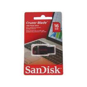 Pendrive Sandisk 16 Gb Totalmente Original