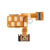 Repuesto Celular Para Sony Flex Cable Xperia Go Boton St27i