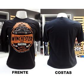 Camiseta Supernatural, Loja Tribbos Store