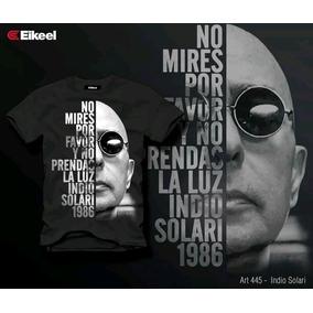 Remera Indio Solari ,envios, Calidad,cuotas!!