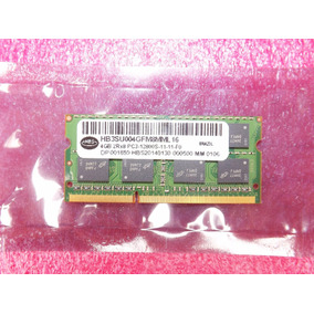 Memoria De Notebook 4gb Ddr3 1600mhz (hbs)