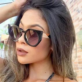 Óculos De Sol Geek Novidade Varis Mode Feminino Coleção Nova 3ea82d654c
