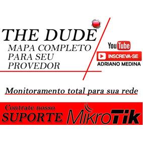 The Dude ( Mikrotik ) Instalação E Configuração Completa