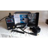 Equipo De Soldadura Inversor Power Azul 200 Amp 110 Y 220v