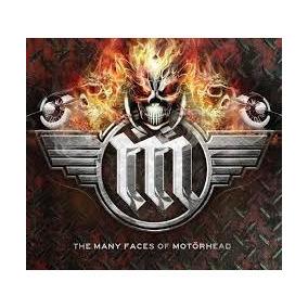 The Many Faces Of Motorhead - Nuevo Sellado - 3 Cd