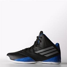 Tenis Hombre adidas 3 Series 2014 Black Silver Blue