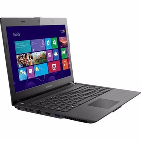 Notebook Cce Intel Dual Core 4gb Hd 500gb - Novo Na Caixa