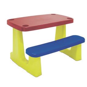 Mesa Infantil Escolar Estudo Plástica 92361/000 - Tramontina