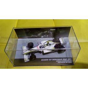 Coleção De Carros De F1 Lendas Brasileiras Automobilismo N°7
