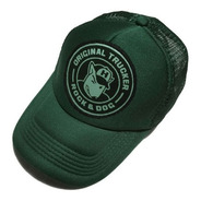 Gorras Trucker Hf ® Rock Dog En Stock Originales!!