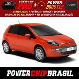 Chip De Potencia Fiat Punto Sporting 1.8 +16cv +30%torque