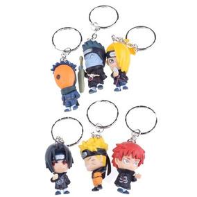 1 Chaveiro De Naruto R$ 15,99 E Frete R$ 13,80