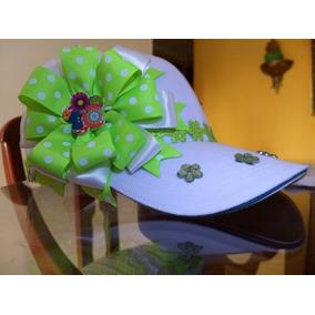 Gorras Decoradas (recordatorios Para Fiestas, Eventos)