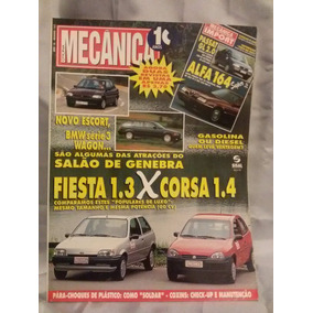 Antiga Revista Oficina Mecânica- Gasolina Ou Diesel- Nº 3645