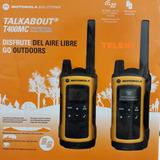 Radio Transmissor Resiste, Impermeável Talk Motorola 56km