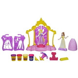 Play-doh Disney Princesa Vestido De Diseño Boutique Set