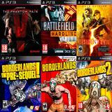 Juegos Ps3 Digitales Pack 6 Juegos