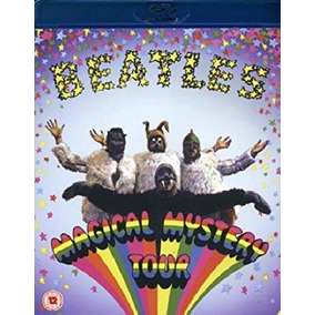 Blu-ray Beatles The -magical Mystery Tour -en Stock