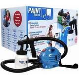 Paint Zoom _ Pistola Para Pintar 100% Original Como En Tv