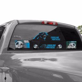 Carolina Panthers - Calcomanias Ventana Auto