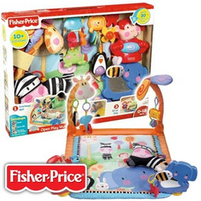 Gimnasio Fisher Price Animales Musicales