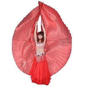 Hada De La Danza De Vientre Rojo Trajes De Baile De Danza A