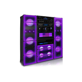 Rack De Audio Professional 3500 Watts Rksys3500