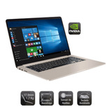 Notebook Asus S510uq I7 7500u 8gb 1t Gt940mx 2gb 15.6 Venex