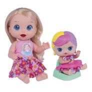 Boneca Babys Collection Papinha Sapeca 407