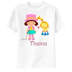 Camisa Infantil - 1 Ano Personalizada Qualquer Tema! Criança
