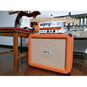 Cabezal Orange Tiny Terror + Caja Celestion Vintage 30 !
