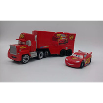 Caminhão Mack Com Relâmpago Macqueen Disney Filme Carros