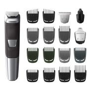Barbeador Philips Norelco Multigroom 5000 18 Peças Original