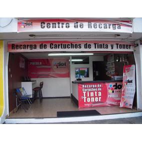 Semifranquicia Dotinkjet Recarga Cartuchos De Tinta Y Toner
