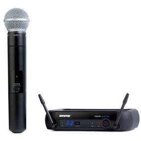 Shure Pgxd24/sm58-x8 Sistema Con Microfono