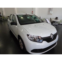 Renault Logan Authent.1.0 Hi-flex Completo 5p 0km2017